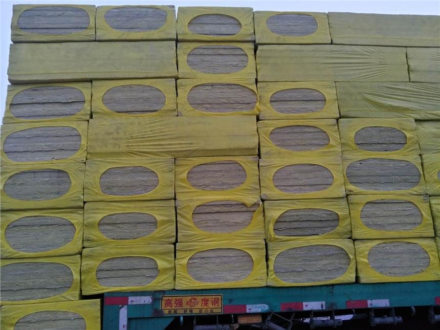 泰安寧陽外墻外保溫巖棉板 幕墻防火保溫巖棉板廠家