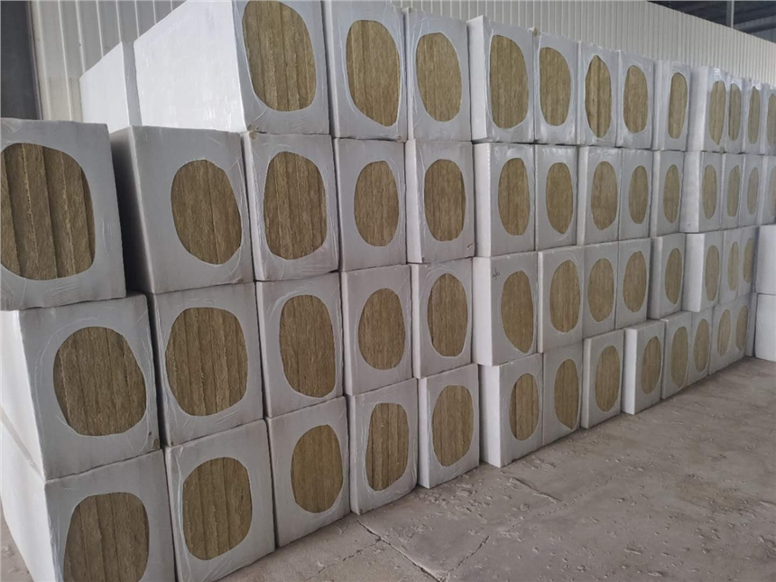 安陽龍安砂漿紙巖棉復合板 抹灰系統用巖棉板資質齊全