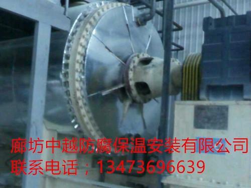 衡阳管道保温工程施工施工方案