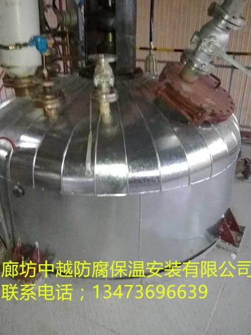 枣庄高温管道保温工程施工团队经验丰富