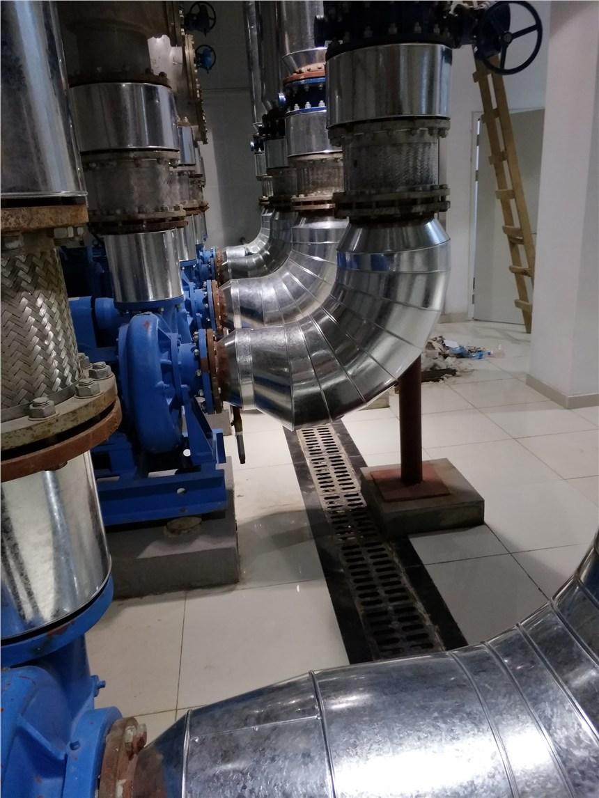 铁岭玻璃棉管道保温工程施工专业施工团队