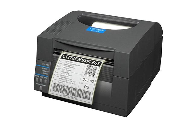 河南厂办现货低价西铁城CL-S521 桌面型条码打印机标签面单性价比高促销质优低