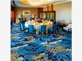 郑州客厅地毯北欧几何图案 定制酒店地毯地垫