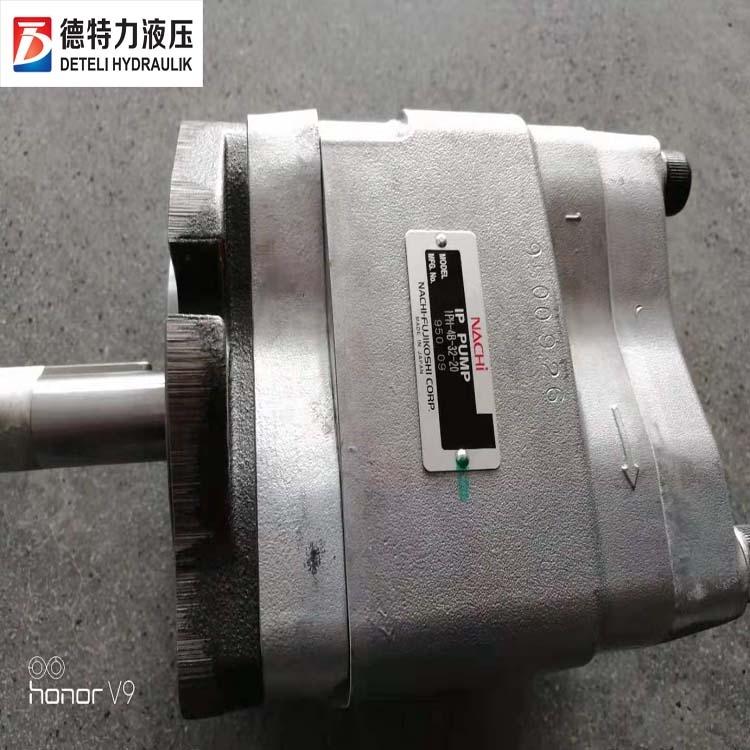 日本不二越NACHI齿轮泵IPH系列