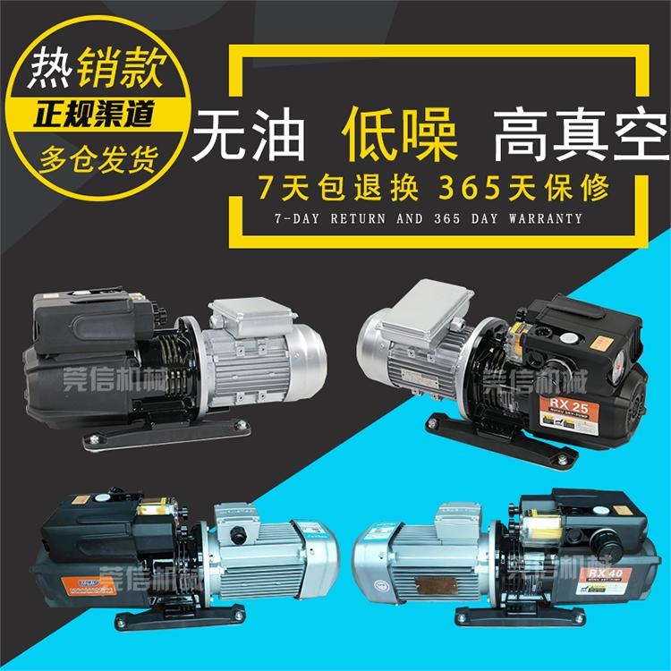 廣東東莞臺灣瑞旭RX60-VB-03 照排機風泵 壓力泵 印刷機 等自動化機械用泵