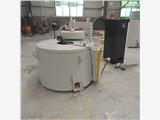 廣東東莞 專業生產 熔鋁爐 100公斤熔鋁爐