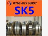 供應日本SK5彈簧鋼 剪板 可分條