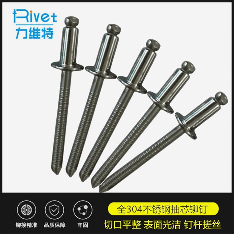 裝飾裝潢釘 GB12618抽芯鉚釘 M6.0拉鉚釘 廠貨優