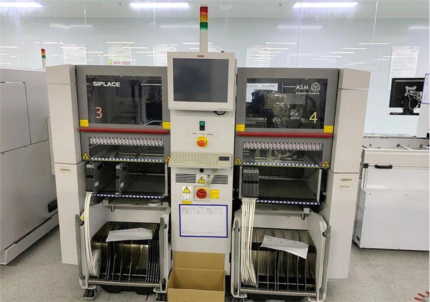 西门子贴片机SIPLACE X3S超高速贴片机