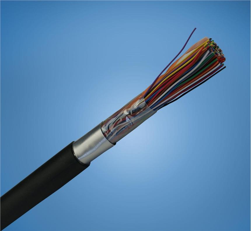麥積液位控制信號線NH-KVV-4*1.5保電阻