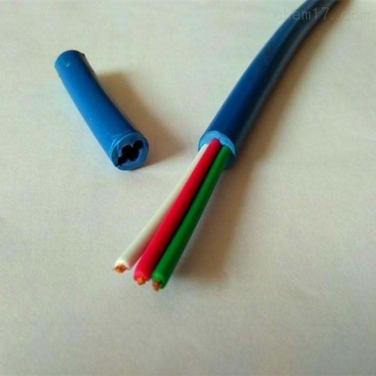 云南多芯同軸電纜SYV75-2-1*82M線