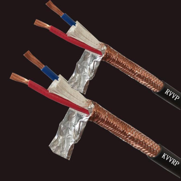 贵州聚氯乙烯绝缘聚氯乙烯护套软电缆ZA-RVV-300/500图片
