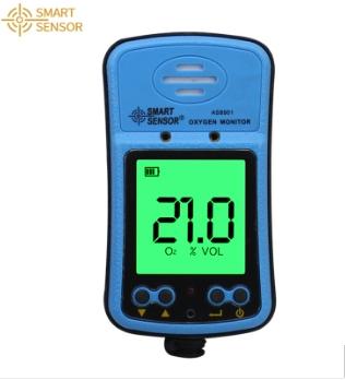 希瑪 氧氣檢測儀 AS8901壽命長性價比高