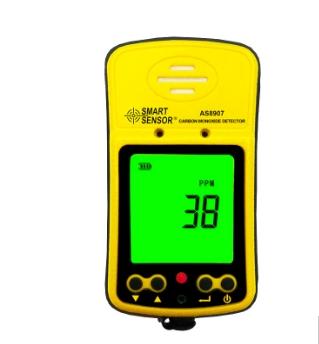 希瑪 AS8907 便攜式一氧化碳檢測儀居家專用安全到家