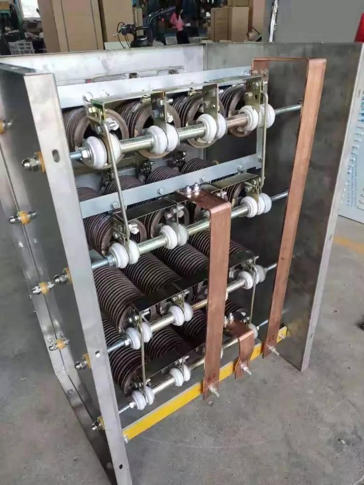 供應0.6千瓦JZR201-6 起動機配RT01-6/1H電阻器