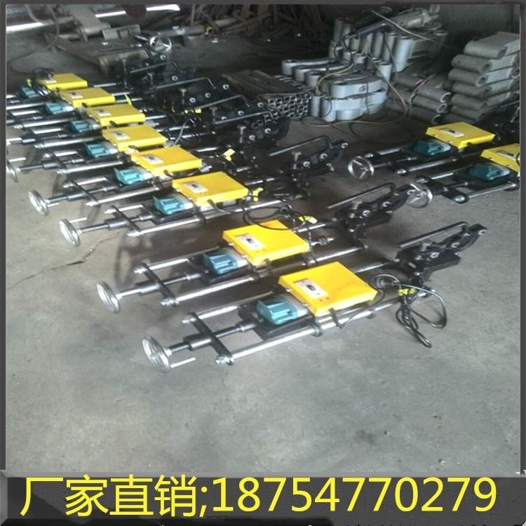 钢轨钻孔机价格 轨道钻孔机图片厂家现货直供湖南液压挤孔机价格优惠钢轨钻孔机