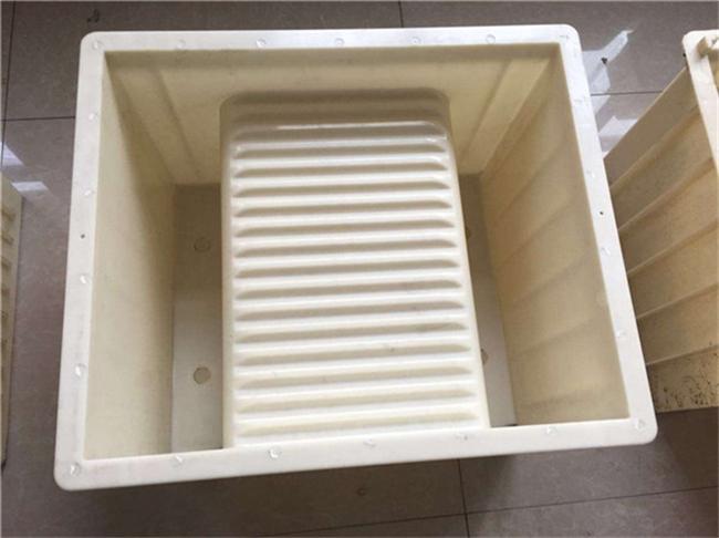 方形+U型流水槽模具 排水工程好幫手