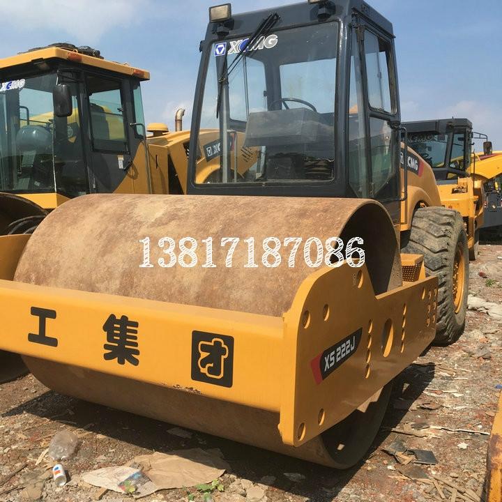 安庆二手22吨压路机 市场