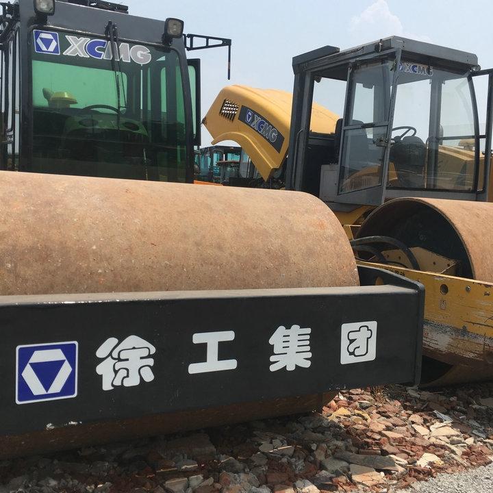 徐州二手22吨压路机实在价