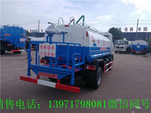 黑龙江齐齐哈尔铁锋区东风10吨绿化喷洒车多少钱一辆