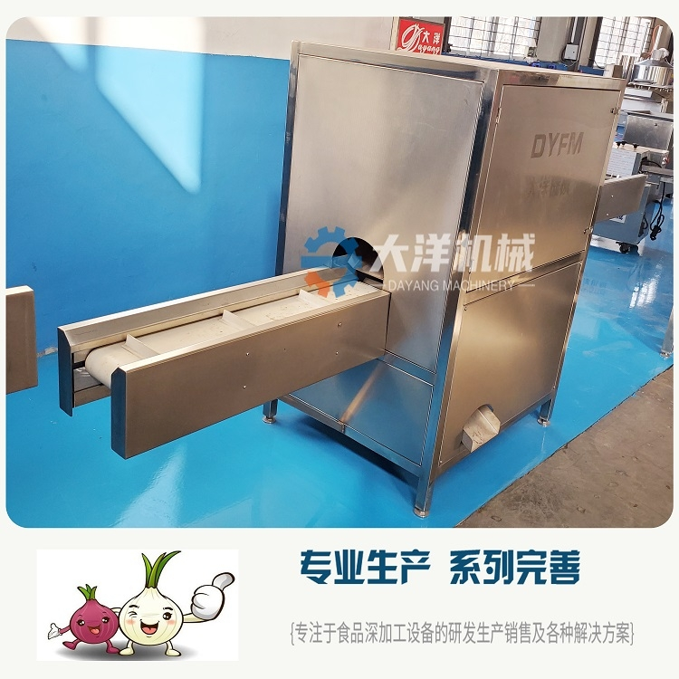 QG600型多功能檸檬切頭機 專業銷售檸檬割頭機