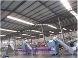 精品连续式大蒜流水线专业蒜米生产线