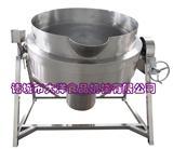 JCG型电加热连续式夹层锅自动控温