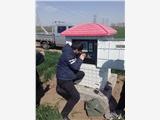 玻璃钢井房井堡射频卡充值机