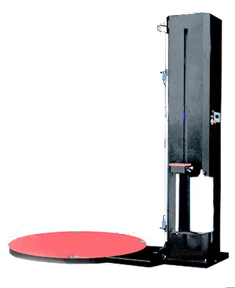 促销热卖印刷造纸全自动拉伸膜缠绕包装机