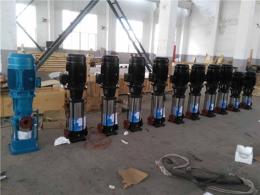 供应张家港恩达水泵JGGC18-16X10