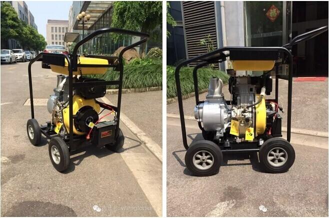 4寸柴油清水泵多少钱一台