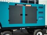 潍柴品牌250kw柴油发电机  低油耗