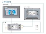 MCGS昆仑通态嵌入式一体化触摸屏/人机界面高清高速陕西西安价格优惠