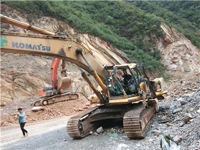 麗江市住友SH360HD-6挖掘機回轉無力專業修理廠