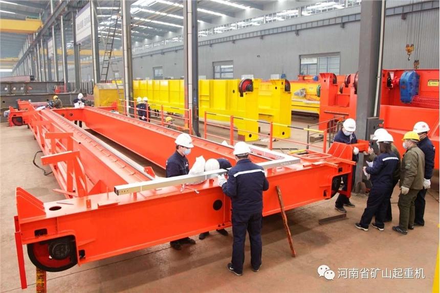 泰州2噸22.5m19.5m龍門吊出廠價格