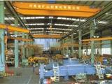 天长[河南矿山]40吨定柱式悬臂吊