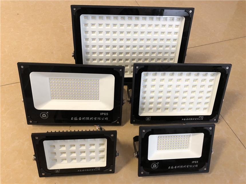 亚牌上海亚明ZY609 LED投光灯20W 30W 50W 100W 150W 200W