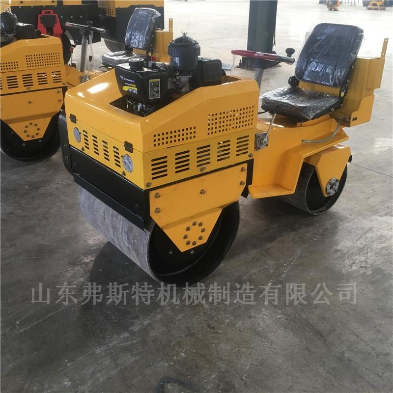 新疆1噸壓路機多少錢 小座駕振動壓實更有勁