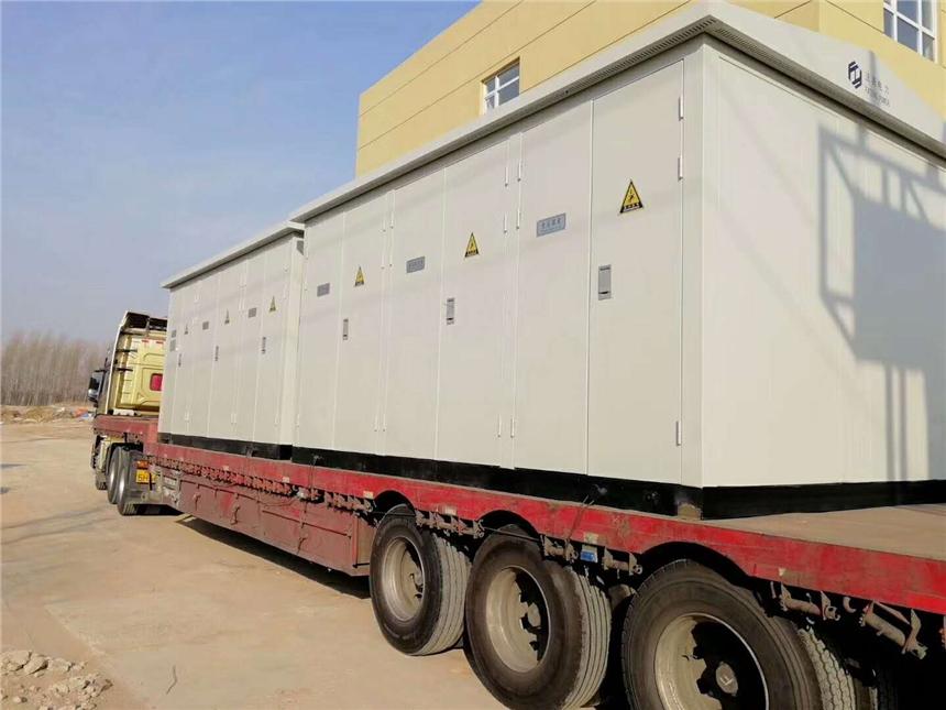 ZZS550-12質量可靠新疆克孜勒國網預制艙