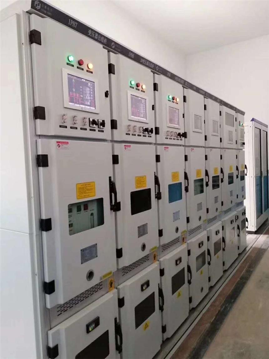 甘肅隴南的施耐德低壓授權柜BlokSET550中置柜價格
