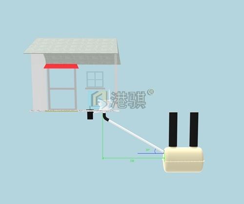农村化粪池改造+安装方法(图片价格品牌厂家)-港骐