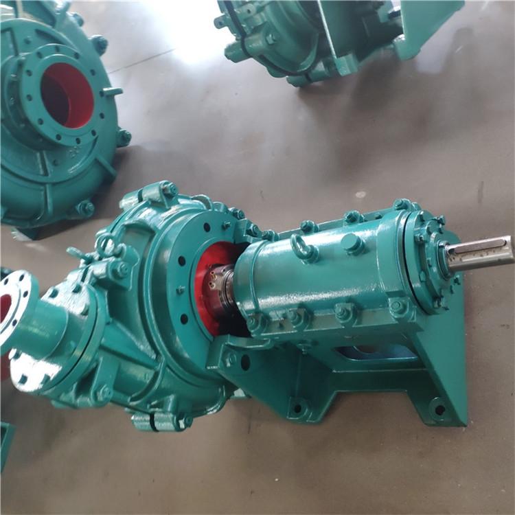 新闻:黄南300ZJIA100洗煤厂输送煤浆杂质泵