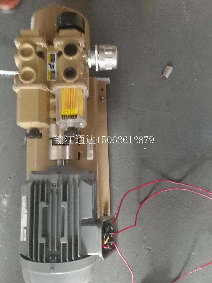 国产真空泵WZB25-P-V/B-03替代ORION雕刻机配页机折纸机覆膜机