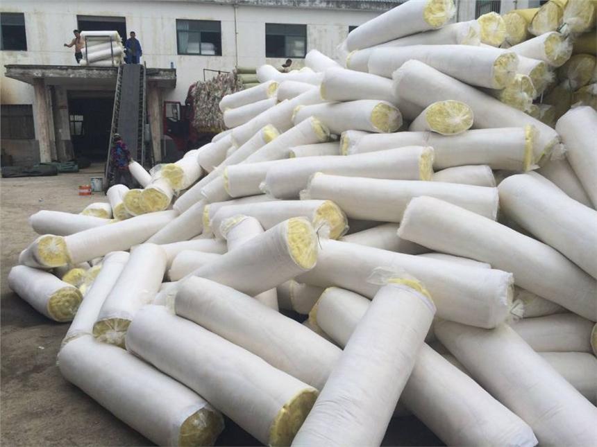 上海超细吸音玻璃棉卷毡专业生产厂家