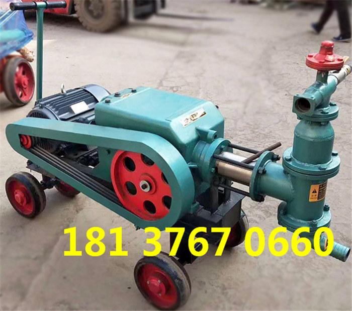 銅川BW60-8注漿機 注漿泵