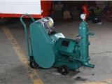 活塞式注漿泵輸送水泥漿黃泥漿水玻璃油注漿機