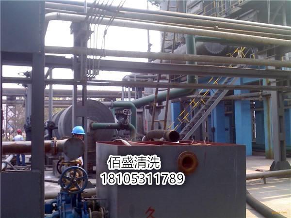 黑河清理工业锅炉-洗油罐