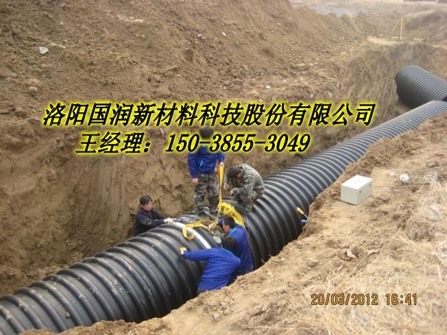 郑州300承插式钢带波纹管厂家材质