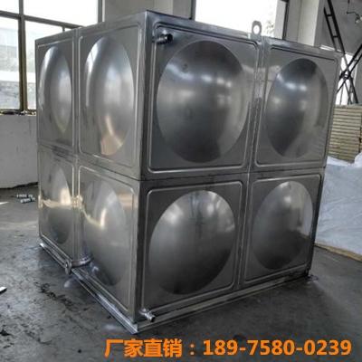 新乐不锈钢焊接式水箱终身维护