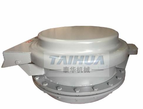 灰库标准型508压力释放阀真空释放阀是灰仓系统的安全保护伞